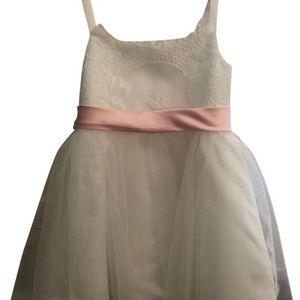 3T Girls Flower Girl Dress
